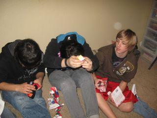 Jr. High Christmas Party (1)