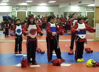 2nd Degree Red Belt