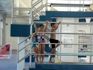 Isa 1st Diving