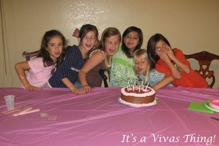 Isa's 8th birthday copy