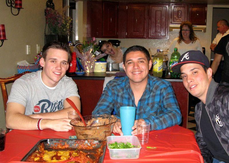 Ruben's 23rd Birthday